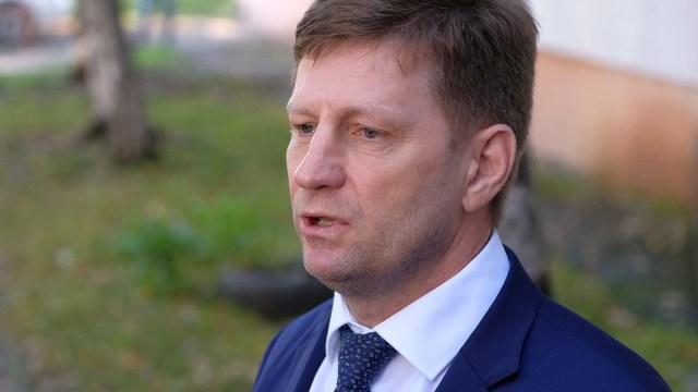 Губернатор Хабаровского края подозревается в организации убийств
