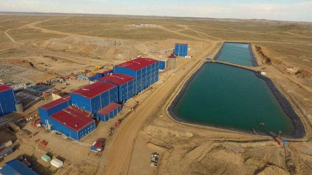В Казахстане запущена фабрика по производству золота