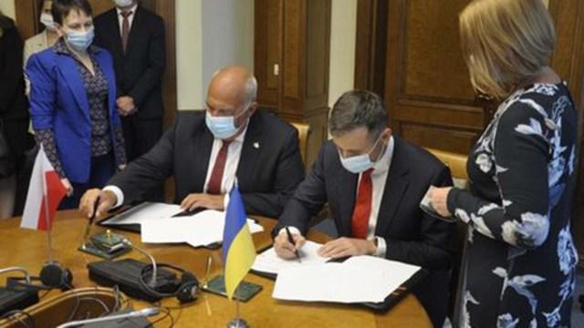 Польша и Украина будут обмениваться налоговой информацией