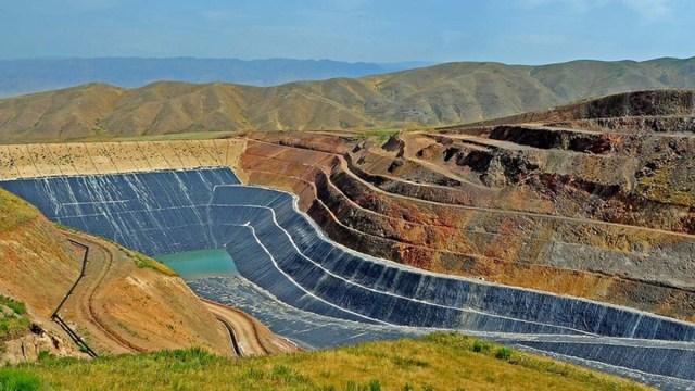 Продается доля в золото-медном проекте в Кыргызстане
