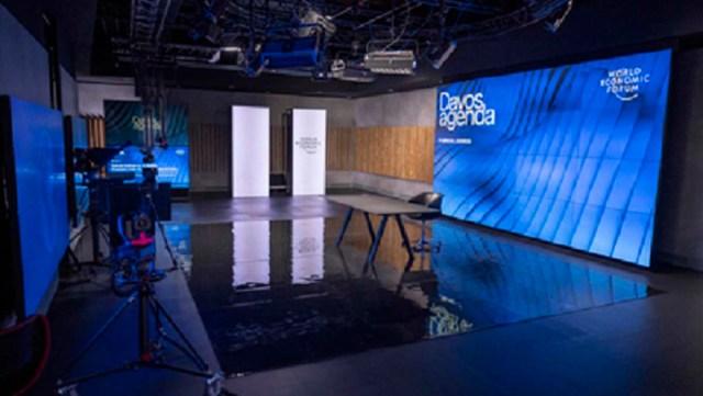 Давосский форум проходит в режиме онлайн
