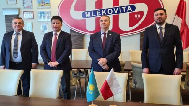 Mlekovita хочет строить завод в Казахстане