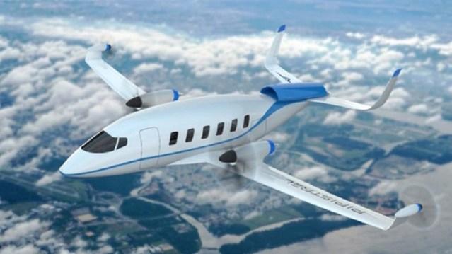 В Словении объявлено о создании водородного самолёта