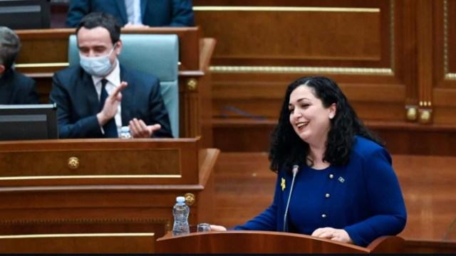 Президентом Косова вновь избрана женщина