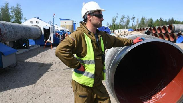 Польский Gaz-System начал прокладку газопровода Baltic Pipe