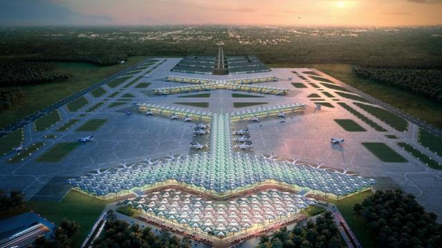 Проект аэропорта «Солидарность» в Польше разработают голландцы