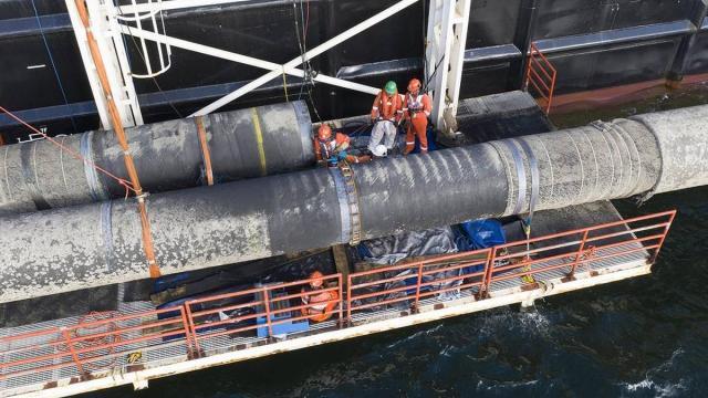 PGNiG хочет участвовать в сертификации Nord Stream 2