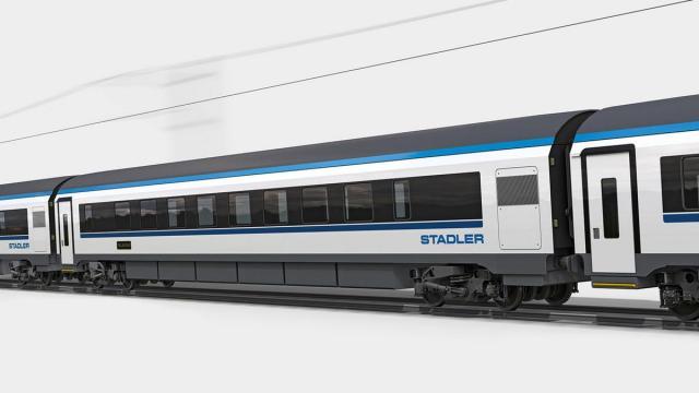 Stadler построит новый завод на территории Украины