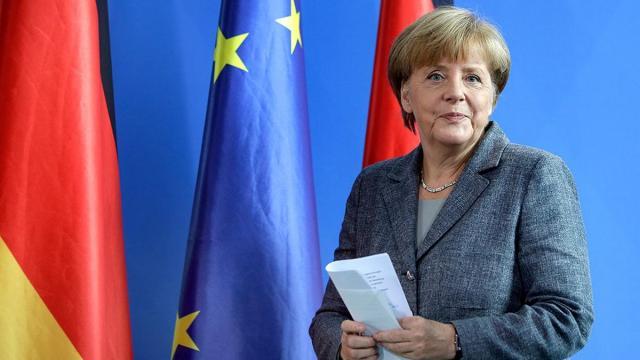 Фрау Меркель 11 сентября прибудет в Варшаву