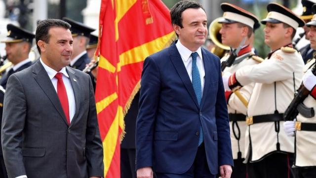 Косово и Северная Македония подписали 11 соглашений