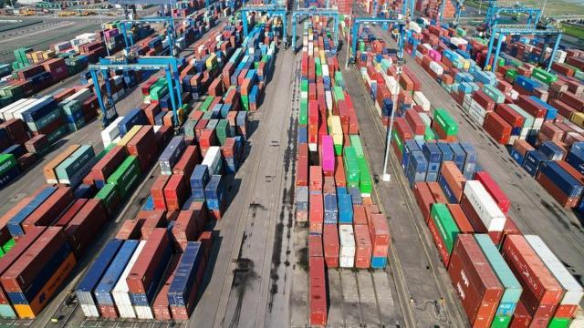В 5 раз больше контейнеров по маршруту «Китай-Европа»