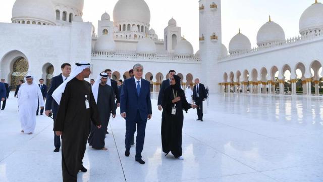 Казахстан и Абу-Даби создают совместный венчурный фонд