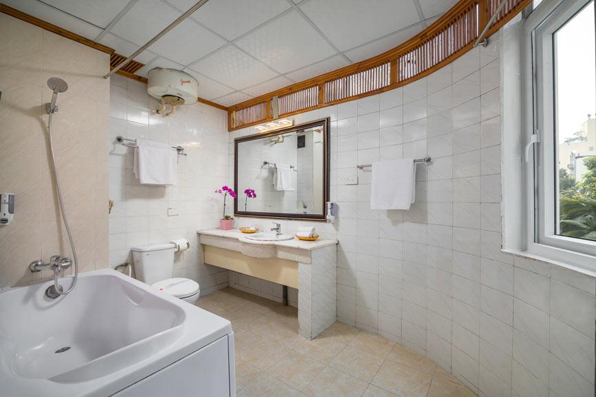 Billigt hotel Hanoi