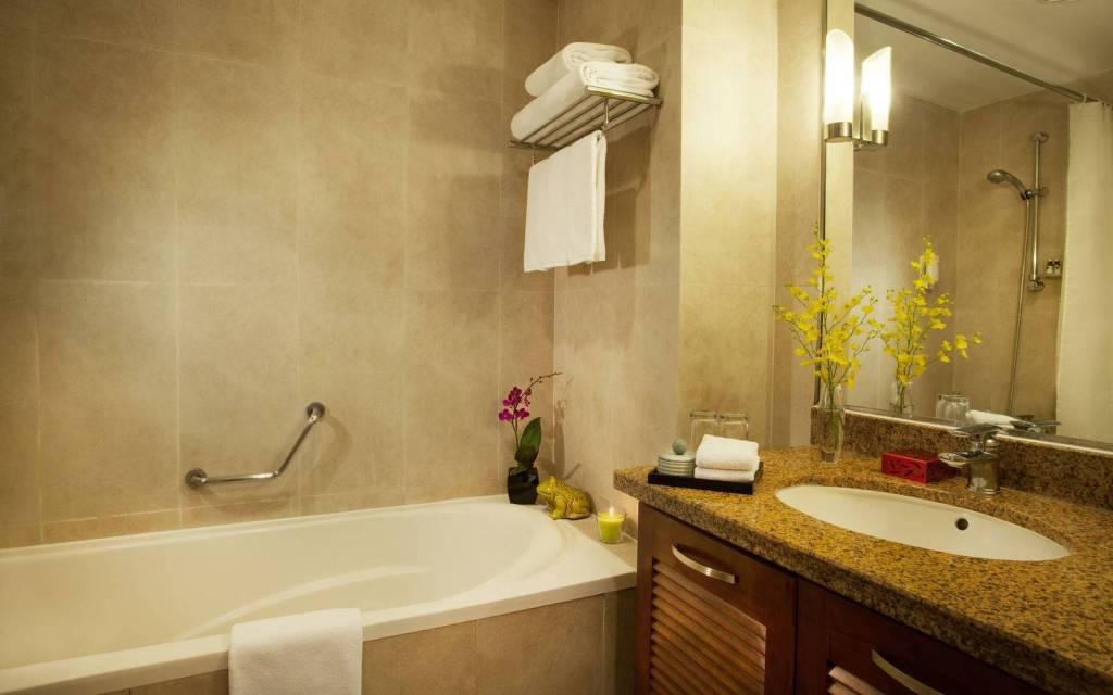 Hotel i Hanoi med badekar