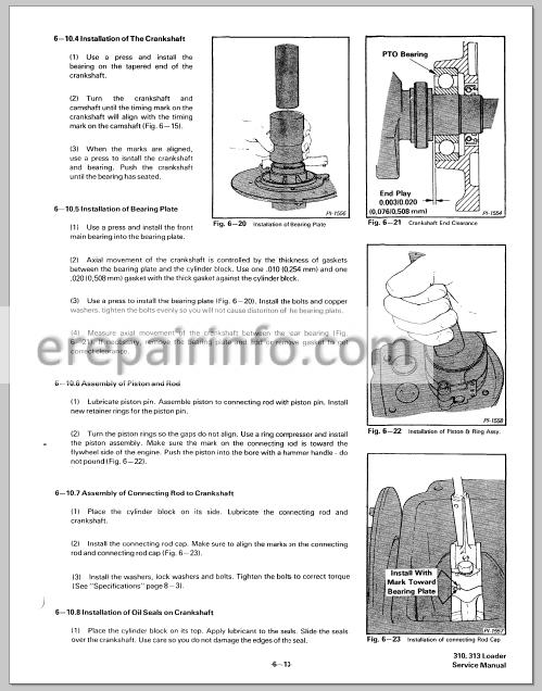 Bobcat 310 Wiring Schematic   #1 Wiring Diagram Source