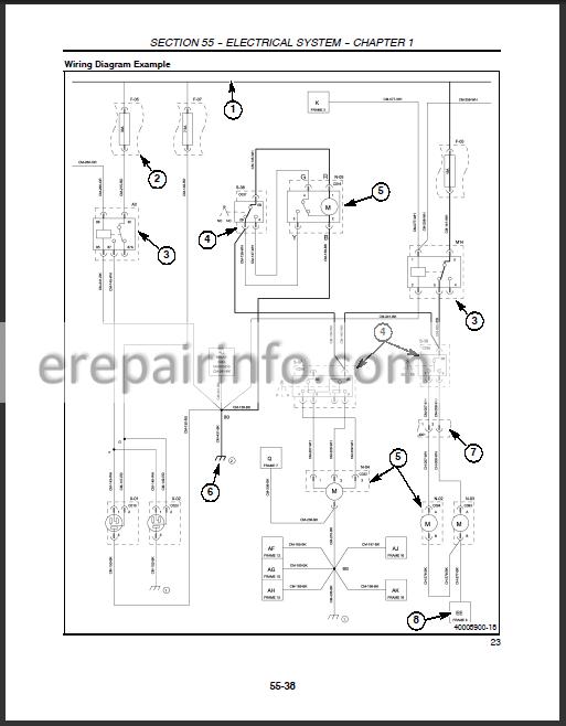 New Holland TV140 Repair Manual Tractor – eRepairInfo.com on