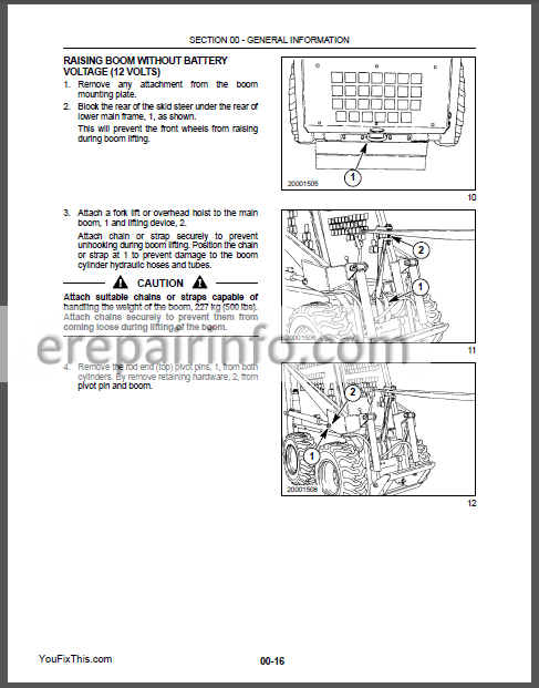 24 volt hydraulic lift wiring diagram new holland ls120 ls125 repair manual     erepairinfo com  new holland ls120 ls125 repair manual