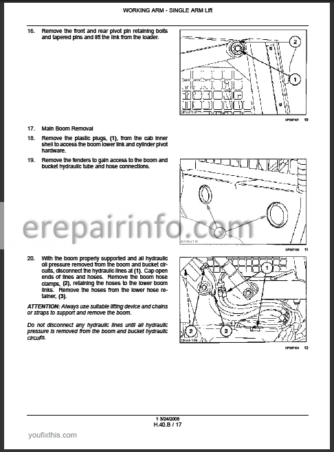 New Holland Skid Steer Wiring Diagram on