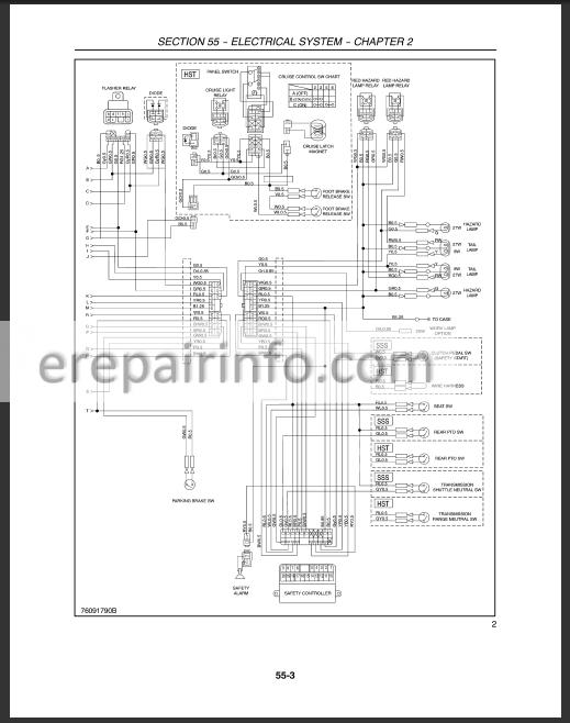 New Holland T1530 Service Manual – eRepairInfo.comeRepairInfo.com
