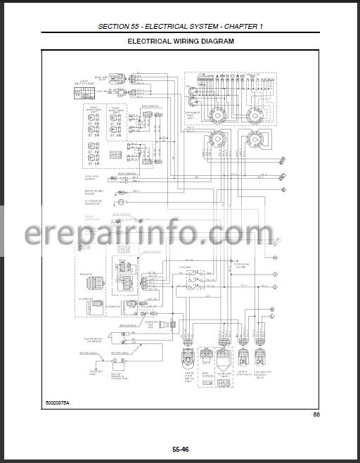 New Holland Tc18 Tc21d Tc24d Repair Manual  U2013 Erepairinfo Com