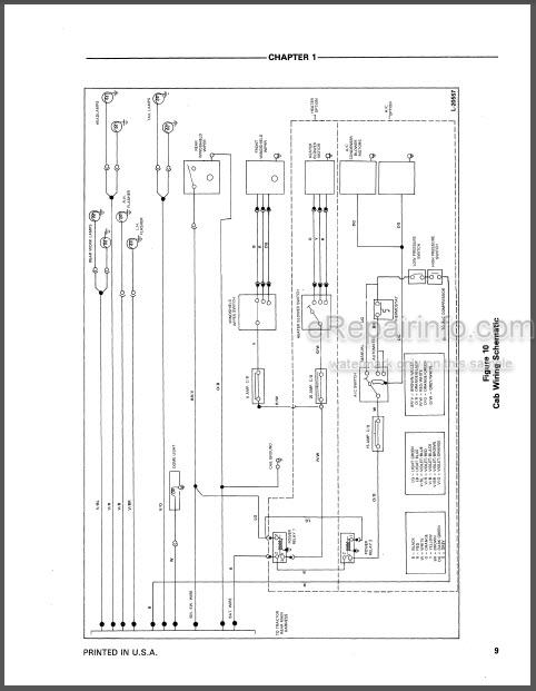 ford new holland 555a 555b 655a service manual tractor loader backhoe  40055540a 40055540b – erepairinfo.com  erepairinfo.com
