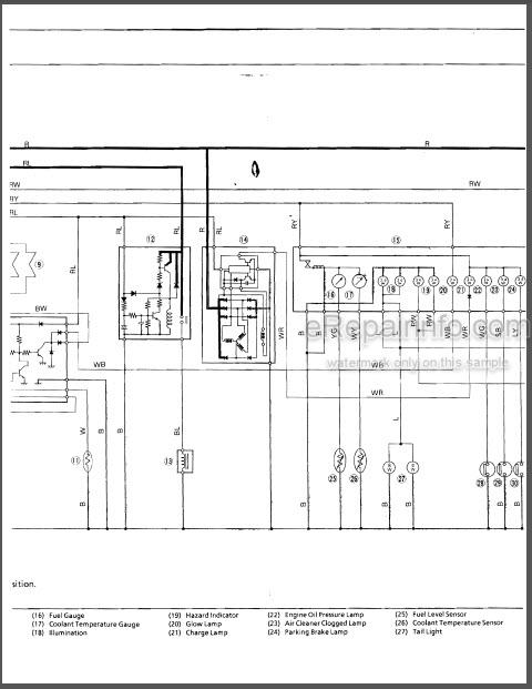 Kubota L2900 L3300 L3600 L4200 Workshop Manual Tractor Erepairinfo Com