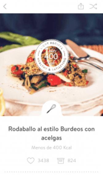 Ejemplo de Receta (1:5)- Kitchen Stories