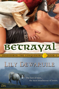 Cover Image Betrayal