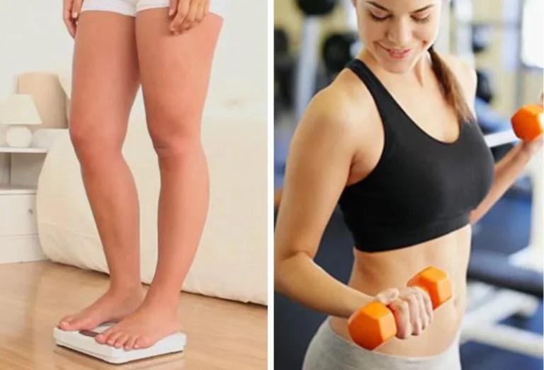Ejercicios para bajar de peso.