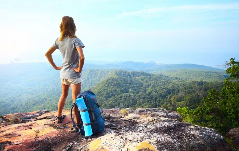 Beneficios de hacer trekking.