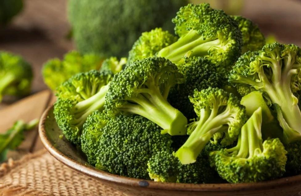 Beneficios del brocoli.