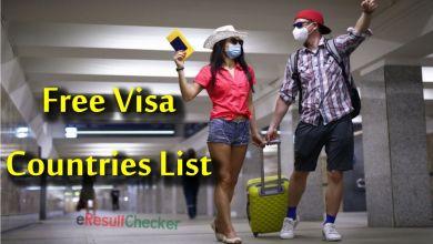 Free Visa Countries