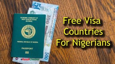 Nigeria Visa Free