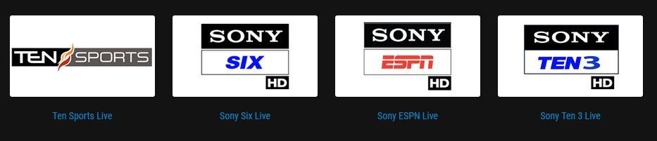 Sports Live TV