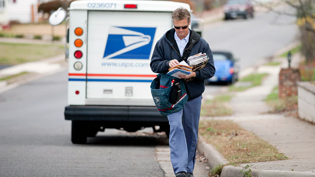 USPS Mail Carrier Cover Letter No Experience Page Image