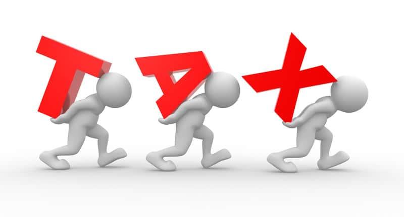 ebay tax online