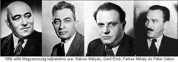 kommunista vezetők
