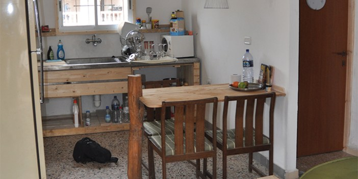 Juha's Guesthouse offers clean, basic accommodations. (Heidi J. Gleit)