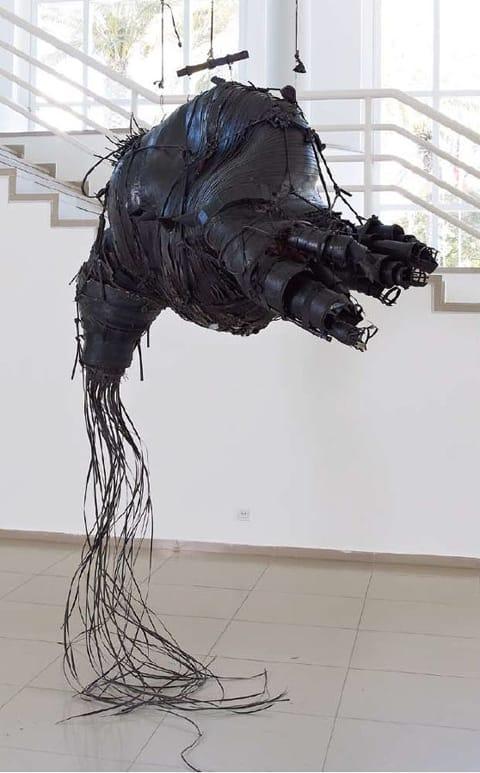 אבינעם שטרנהיים - סוס שחור, 2011
