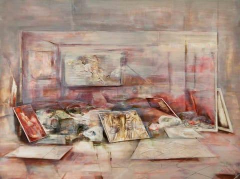נגה אנגלר - מתוך התערוכה