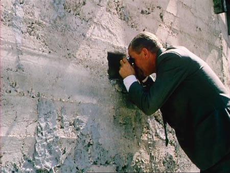 דוד פרלוב, מתוך הסרט ״בירושלים״, 1963