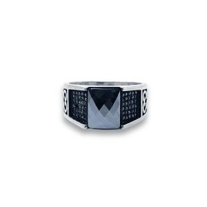 טבעת כסף לגבר- ריו