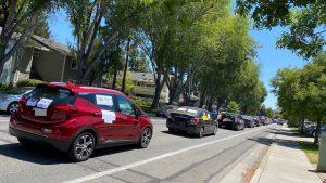 NoProp16 Car Rallies Were Seen Everywhere in the Year 2020