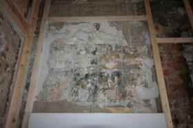 Gevonden muurschilderingen uit omstreeks 1571 (1)