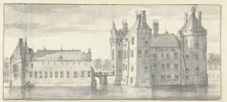 Canon v Buren 4. Kasteel Buren, Jan Abrahamsz Beerstraten, ca. 1650