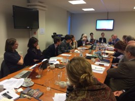 Meeting van Heritage Alliance 3.3 in Brussel