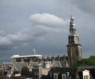 Oude Kerk met platform Foto: De Erfgoedstem