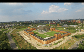 Overview Castellum / © The Broadcaster