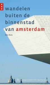Wandelen buiten de binnenstad van Amsterdam - klein
