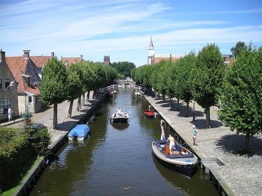 Led-verlichting voor monumenten Sloten (Friesland) - De Erfgoedstem